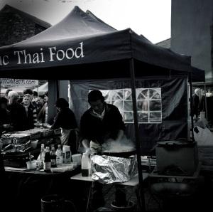 Thai stall